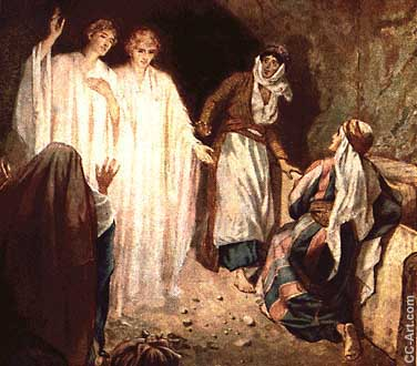 Easter - the Resurrection of Jesus