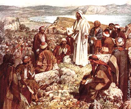 Jesus' Sermon on the Mount